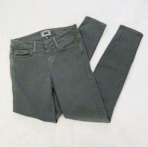 Paige Versugo Ankle Skinny Jeans